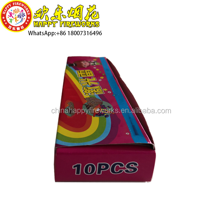 Chinese Firework Manufacturer Christmas Crackers Happy Flower Flash Big  Sound Salute Thunder Firecrackers Large Cracker - Buy Large  Cracker,Flashing