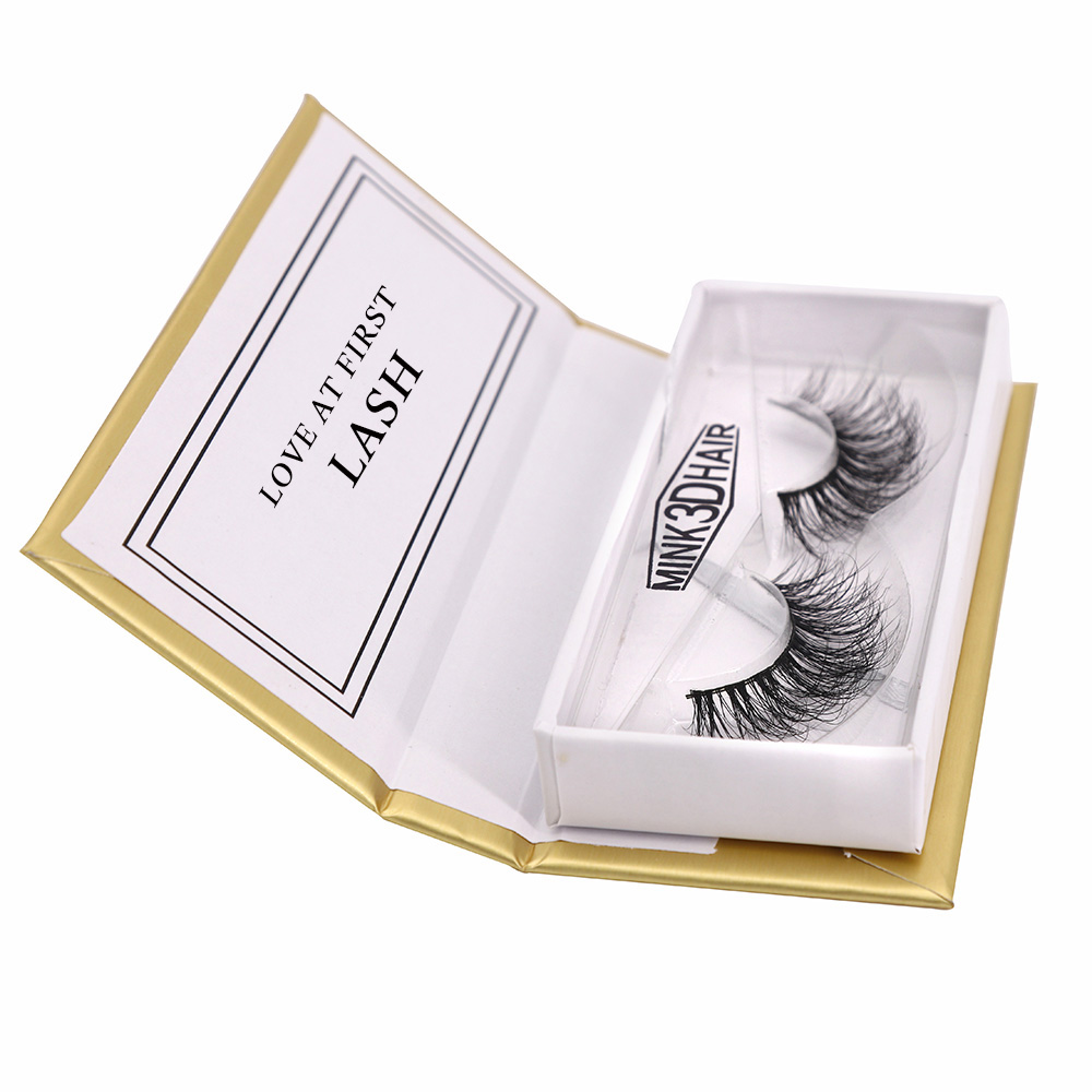 Charming Styles Private Label Mink Eyelashes 3D Mink Eyelashes