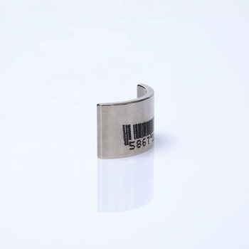 arc shape magnet produced in China neodymium magnet for automotive motor