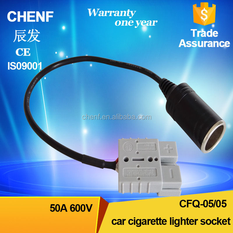 600v Power Forklift Battery 2pin 50a Compatible Connector/ Plug With ...