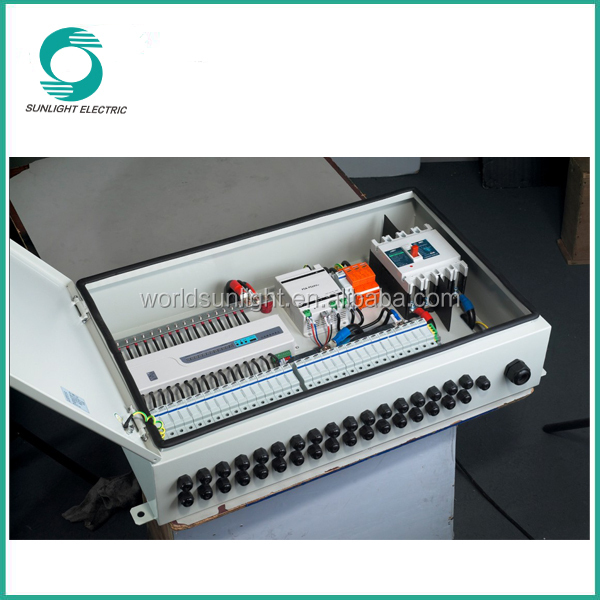 24 strings pv solar combiner box junction boxes