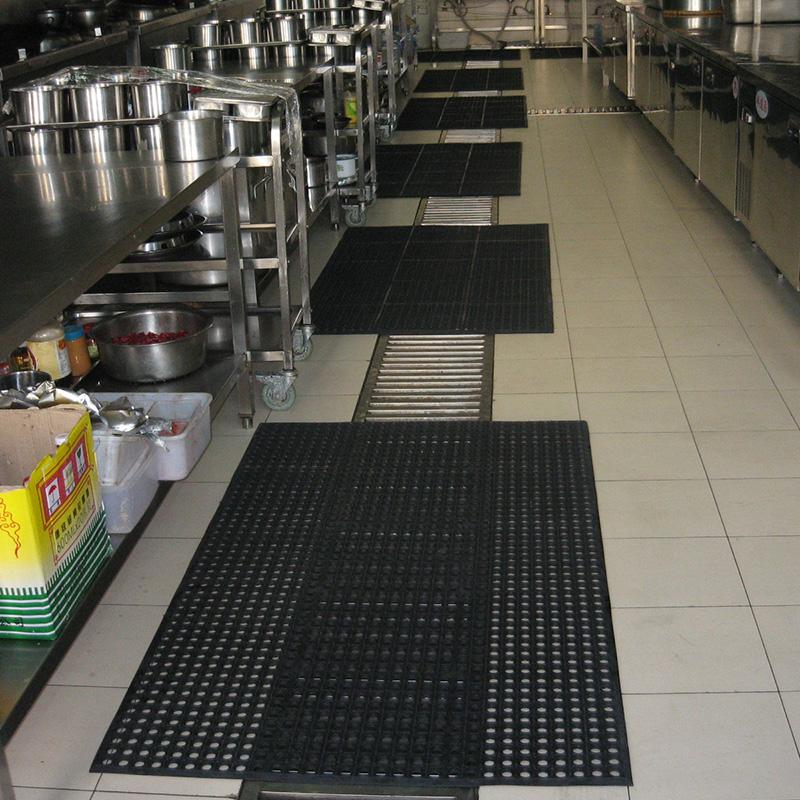 מדהים מטבח תעשייתי שטיח גומי להחליק אנטי עייפות אנטי-מחצלת-מספר זיהוי UD-81