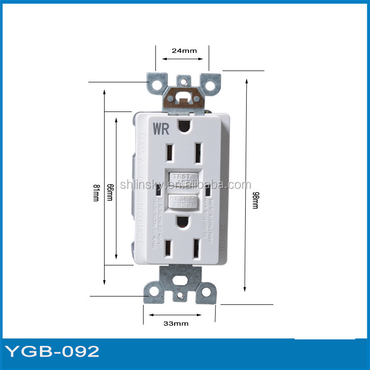 15a 125v single package gfci manufacturer gfci electrical 15a 125v single package gfci manufacturer gfci electrical extension outlet made in linsky sciox Choice Image