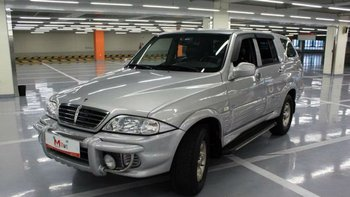 Used Car Ssangyong Musso Sport Fx5