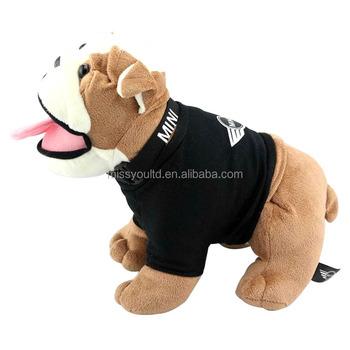 Plush Soft Pitbull Stuffed Bulldog Dog Toy Buy Bulldog Toy Bulldog