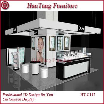 Ltimas personalizada tienda de cosm ticos muebles tienda - Muebles para centros comerciales ...
