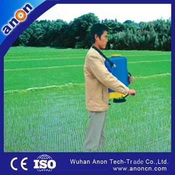 ANON homemade manure spreader