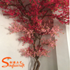 China newest decorative products type fake cherry tree arches silk flower artificial cherry blossom trees