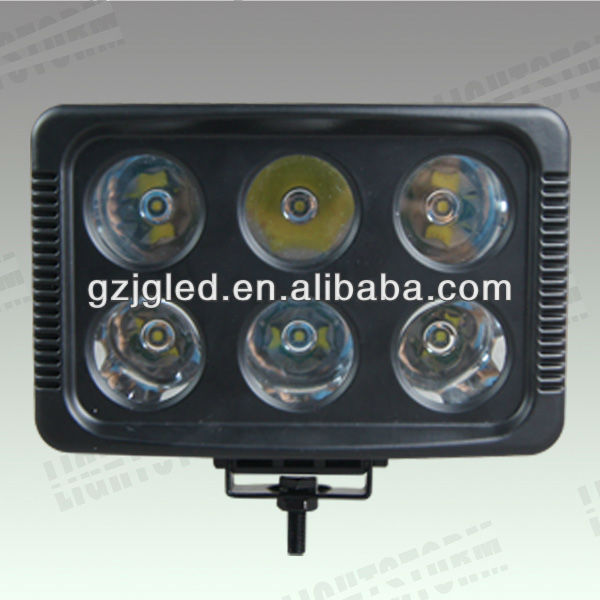 Automotive Lamp Kits NEW 60W Led Work Light Off-road 12V Racing Driving Lights (JG-WT661)