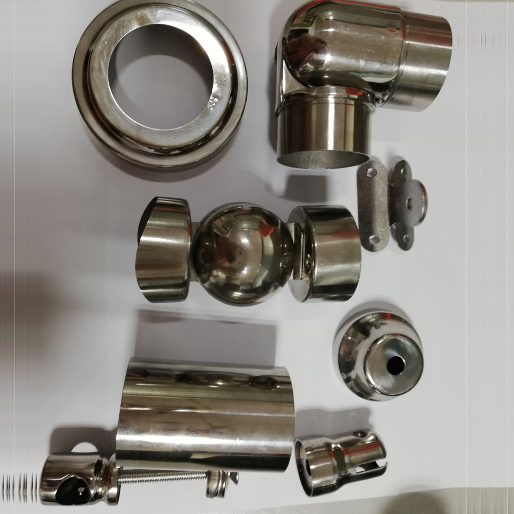 Railing Fittings Accessories Handrail for Stair Balcony