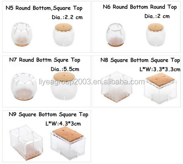 Replacement Chair Feet Caps Furniture Grip Furniture Chair