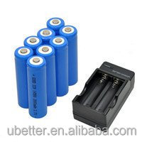 18650 Li-ion Battery 3.7V 2000mAh Rechargeable LED light Battery cell