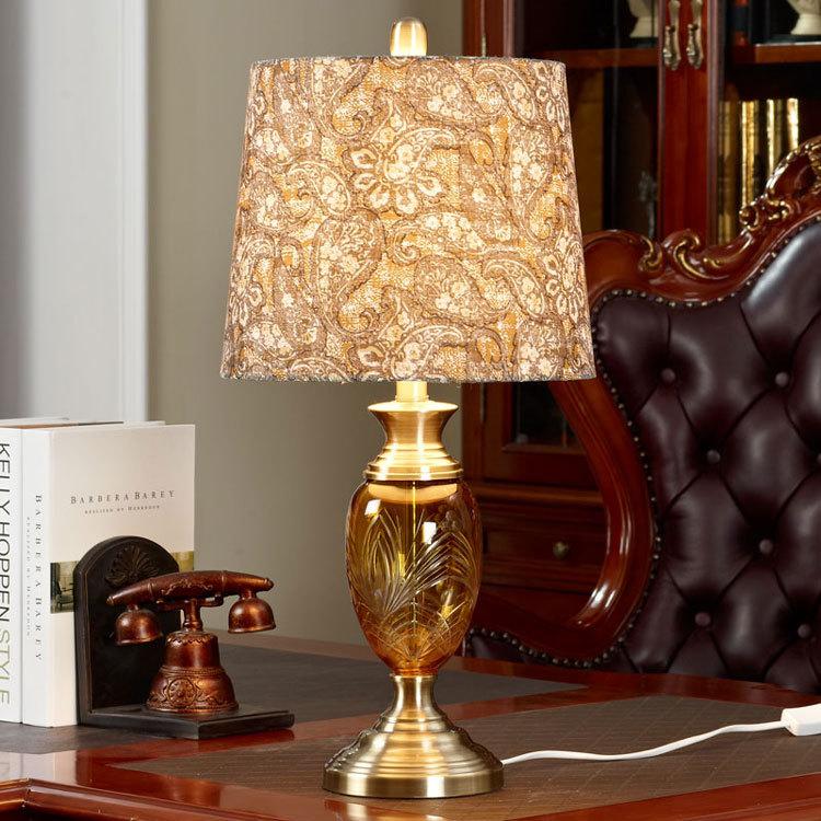Top Desk Lamps Modern Table Lamp Creative Wedding Bedroom