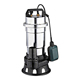 1hp Anti Sand Stainless Steel Sewage Submersible Pump For Dirty Water