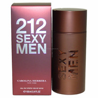 Original Fragrance 212 SEXY Cologne EDT Spray 3.4 oz for Men Original Fragrance perfumes