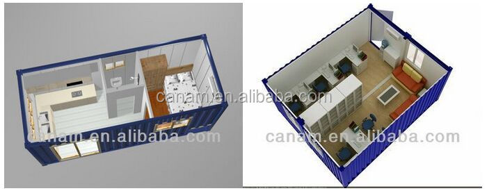 CANAM-Economical Recycled Case Prefabricate Made in China