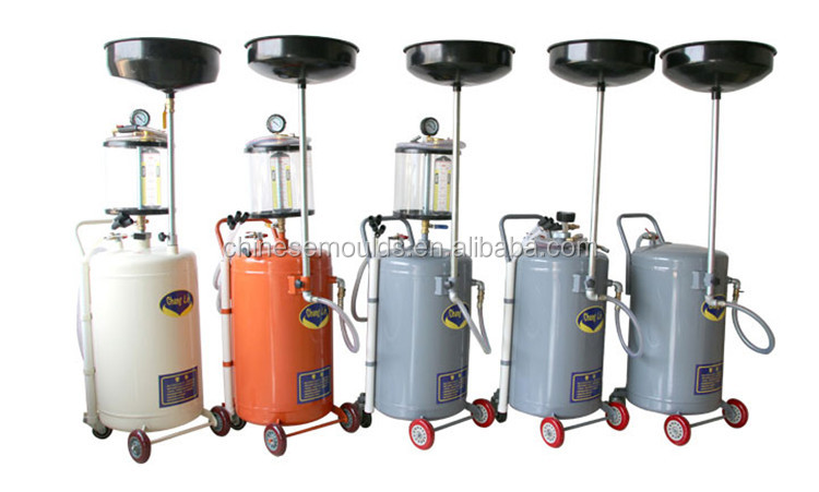 OEM Manufacturer High Quality Vacuum Oil Drainer & Extractor