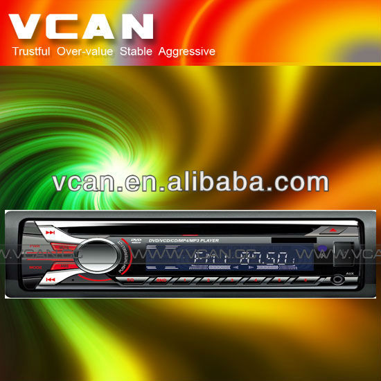 VCAN0692 car in dash car mp3 player with fm modulator USB SD FM