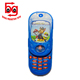 2018 New Design Plastic kid Mobile Phone for Children'S Toy