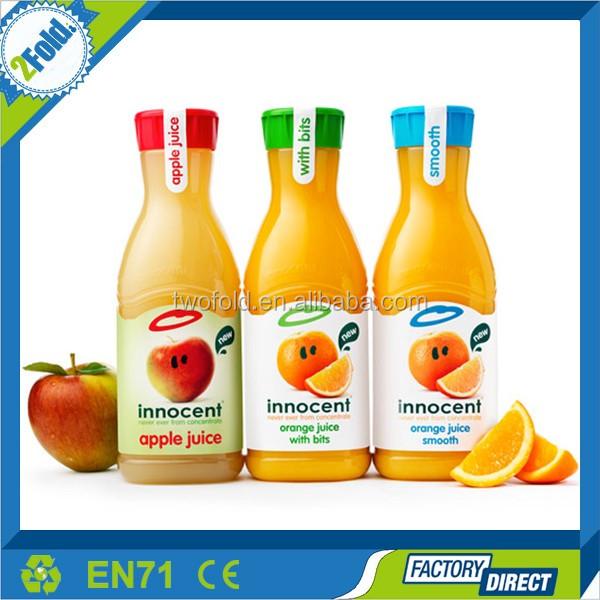 Juice Bottle Labels - Buy Juice Bottle Labels,Juice Bottle Labels ...
