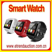 New Arrival Bluetooth Bracelet Smart Watch For U8 Bluetooth Smart Wrist Watch With MTK 6250 Smart Watch Phone