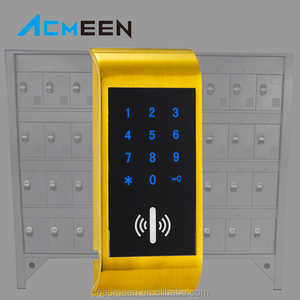 PCL-126 Password Induction Cabinet Lock Digital Locker Lock Manufacturers