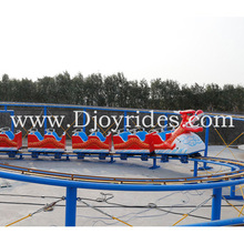 Hot sale amusement dragon roller coaster rides,cheap roller coaster for sale