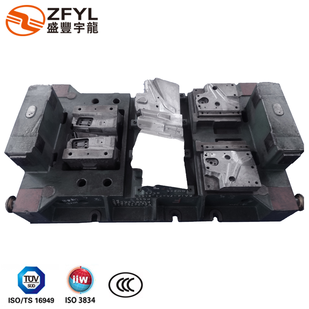 Manufacturer Supplied Custom Cast Iron Ingot Mould With Iso9001 / Ts16949  Certificate - Buy Cast Iron Ingot Mould,Custom Cast Iron Ingot Mould  Product