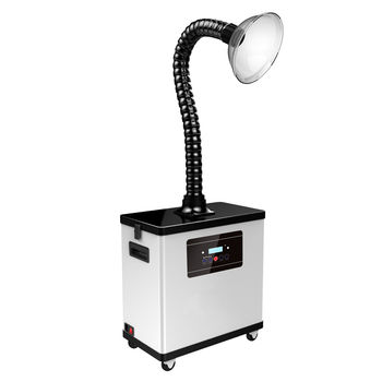 White And Black Color Nails Dust Collector Vacuum Cleaner