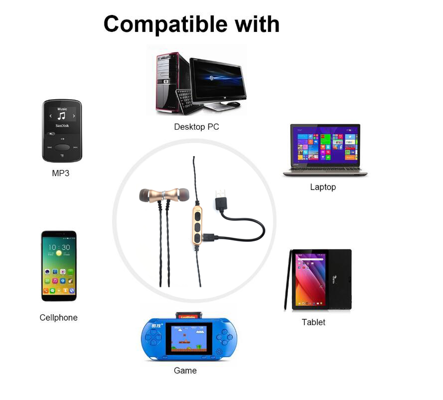 2018 High quality wireless headphone Factory wholesale hot sale headset mic wireless earphone