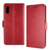 New left and right opening bow OEM logo mobile phone accessories case phone case custom genuine leather for iPhone X iPhone XS