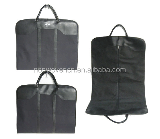 New trend product foldable luxury clothes travel storage garment suit bag