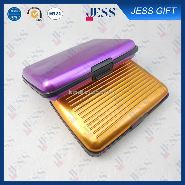 hot selling plastic credit card holder for souvenir and gift - Gift Card Holders Wholesale