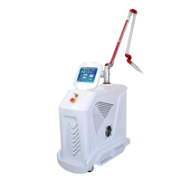 2019 new arrival dark spot removal face black spot remover ND YAG q switch laser type laser skin tightening machine