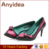 2017 latest high heels ladies women shoes sexy big size women shoes with wholesale