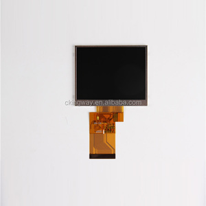 LCD touch 3.5 inch Resistive multi touch screen panel kit