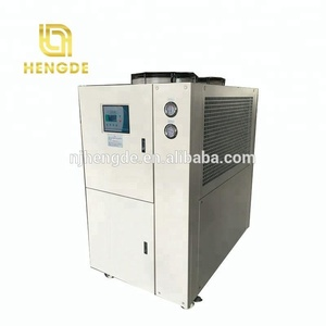 Best price food/plastic/industry usage water cooled air chiller