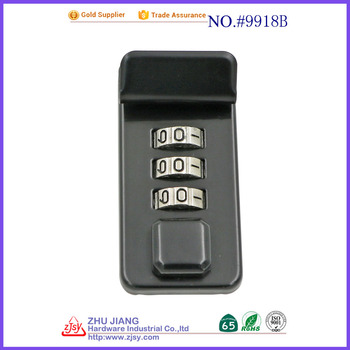 Wholesale 3 digital combination lock,password lock