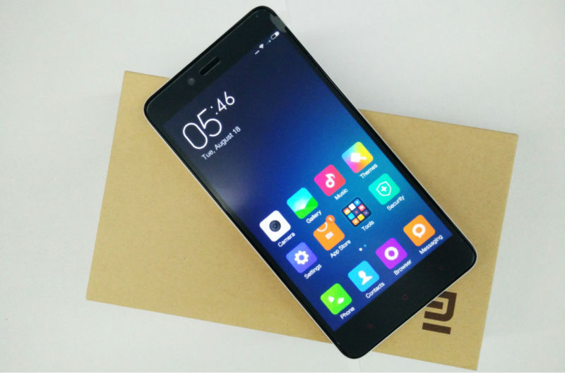 In Stock Original Xiaomi Redmi Note 2 Mobile Phone 4g Lte Octa ...
