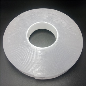 Reusable and Removable double sided Gel pad tape