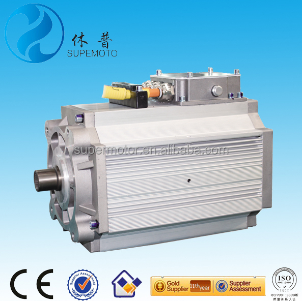 15KW108V Big power AC Motor For Electric Passenger car