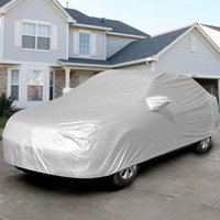 Breathable Waterproof Car Covers All Weather Full Size Outdoor Snow Cover