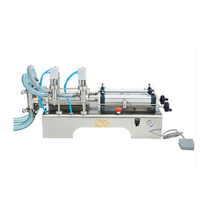 potassium silicate liquid filling machine