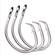 2019 new11/0 to 24/0 Saltwater Standard Size High Quality Stainless Steel Tuna Circle Fishing Hook for longline fishing