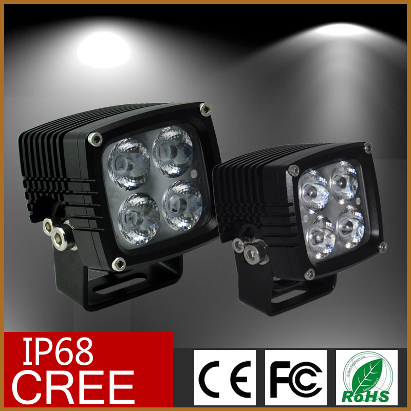 Shenzhen RipDark special for Jeep cruiser motorcycles additional lighting 40w sealed beam truck fog lights led driving light