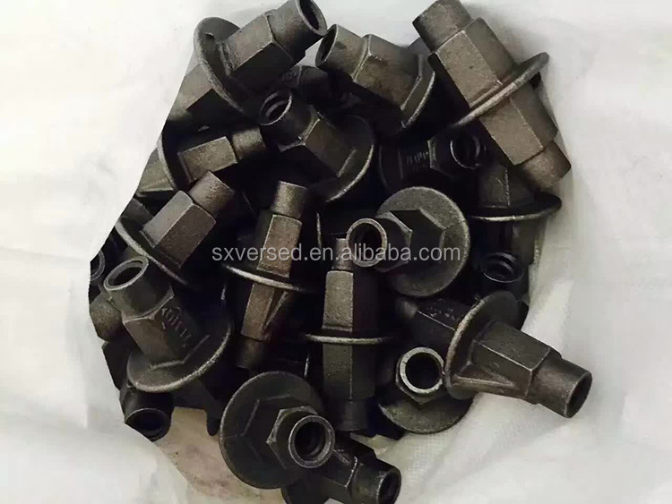casting iron formwork accessories water stop tie nut