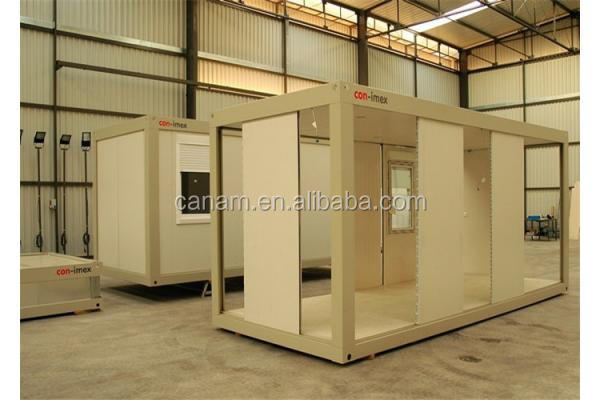 Cheap prebuilt expandable good apperance container house