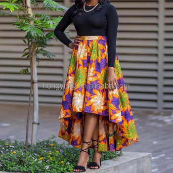 Modeste Africain vêtements plus la taille 100% coton à la mode vestimentaire  décontracté