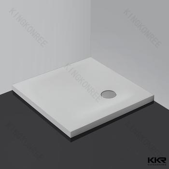 quartz stone white modern hotel shower tray 2015 - buy quartz