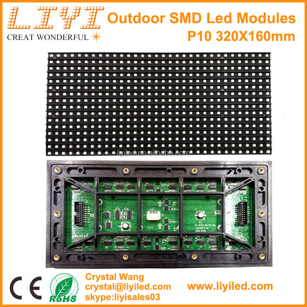 ali wholesale price dip smd outdoor single double full color rgb p6 rh alibaba com